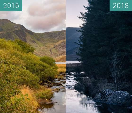 Before-and-after picture of Split Seasons between 2016-Oct-15 and 2018-Mar-24