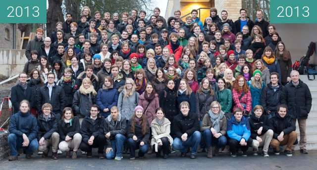 Before-and-after picture of Jahrgangsfoto Algorithmen between 2013-Jan-09 and 2013-Jan-09