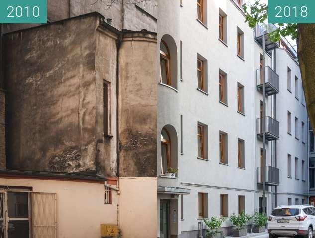 Vorher-Nachher-Bild von Ulica 3 Maja zwischen 2010 und 2018