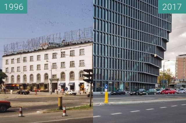 Vorher-Nachher-Bild von Bałtyk zwischen 30.04.1996 und 30.04.2017