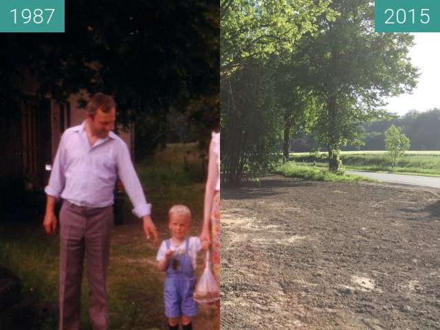 Before-and-after picture of Vater - Kind - Mutter between 1987-Jun-28 and 2015-Jun-04