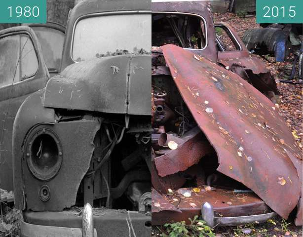 Vorher-Nachher-Bild von Rotten Places Kyrkö Mosse zwischen 1980 und 2015