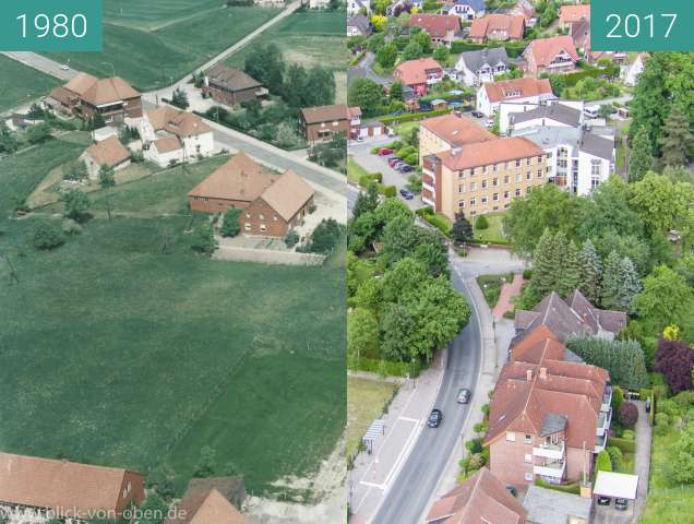 Before-and-after picture of Remsede between 1980 and 2017-May-31