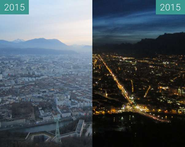 Before-and-after picture of Grenoble between 2015-Dec-16 and 2015-Dec-16