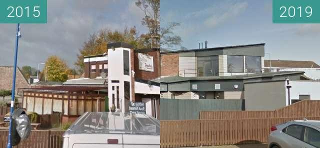 Vorher-Nachher-Bild von Bay Inn - Hugo's zwischen 2015 und 2019