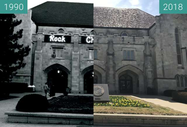 Before-and-after picture of Hoch between 1990 and 2018-Apr-17