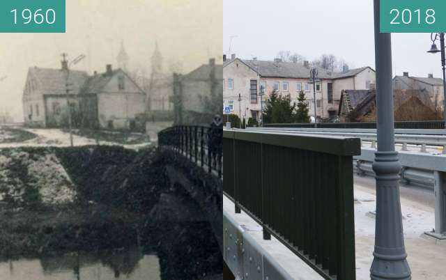 Before-and-after picture of Bridge between 1960 and 2018-Nov-24